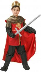 Kostume middelalder konge drenge