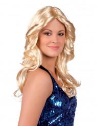Blond discoparyk voksen