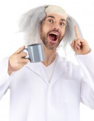 Skør videnskabsmand paryk voksen