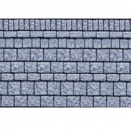 Dekoration mursten væg