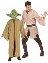 Parkostume Mester Yoda og Jedi Star Wars™