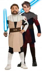 Star Wars™ parkostume til børn - Anakin Skywalker og Obi wan Kenobi