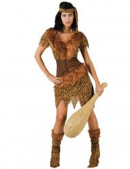 Klovn kostume vest tilbehør flerfarvet