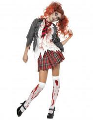 Zombieskolepige - Halloween kostume til voksne