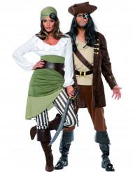 Par kostume sørøvere til voksne