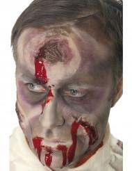 Falsk blodigt sår
