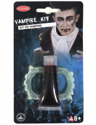 Vampyrtænder Kit Halloween