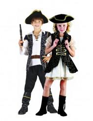 Miss plank - Piratkostume til piger