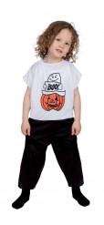 Kostume spøgelse og græskar til Halloween til børn