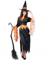 Heksedragt voksen Halloween