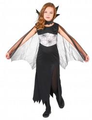 Kostume heks edderkop til piger Halloween