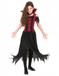Halloween vampyr-kostume til piger