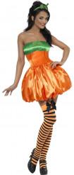 Kostume sexet græskar Halloween