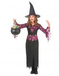 Heks - udklædning til børn Halloween