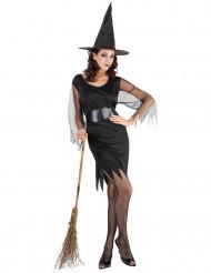 Heksekostume til kvinder -Halloween