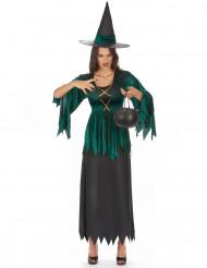 Kostume Troldkvinde til Kvinder Halloween