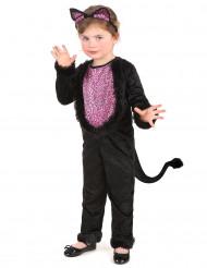 Kat - udklædning til børn