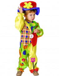 Sød klovn - udklædning til børn