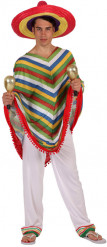 Mexicansk inspireret kostume herre