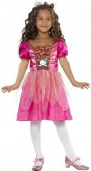 Hello Kitty™ kostume pige
