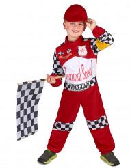 Racerkørerdragt dreng