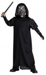 Harry Potter™ dødsgardist kostume til børn