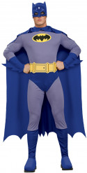 Klassisk Batman3 kostume mand