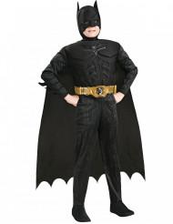 Sort Batman™ udklædning til drenge