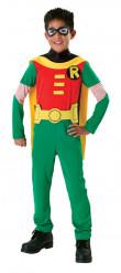 Klassisk Robin kostume til drenge - Teen Titans Go™