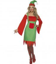 Kostume nisse til kvinder jul