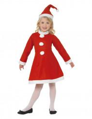 Kostume julemandens kone til piger