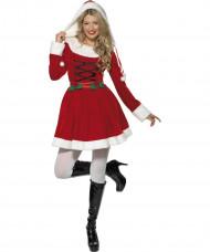 Kostume julekone til kvinder