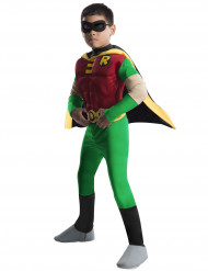 Robin Teen Tinas Go™ luksus kostume muskuløs - barn