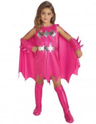 Pink Batgirl™ kostume til piger