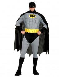 Muskuløs Batman™ kostume til voksne