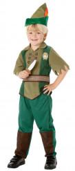 Kostume Peter Pan™ Disney™ drenge