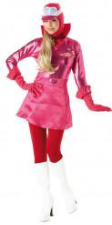 Penelope Pitstop Wacky Races™ udklædning til voksne