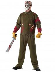 Luksus Jason™ kostume voksen