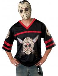 Jason™ Tshirt med maske voksen