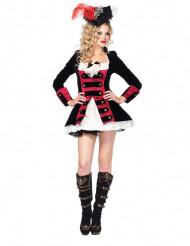 Kostume sexet pirat kaptajn