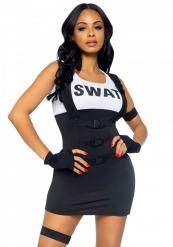 Kostume SWAT til kvinder sexet