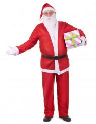 Kostume Julemand til voksne