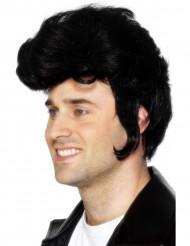 Mr Elvis - Rockstjerne paryk til mænd