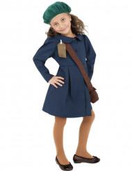 Kostume til skolepige fra 40erne