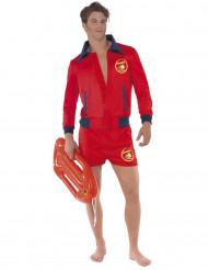 Kostume livredder Baywatch i Malibu™ voksen