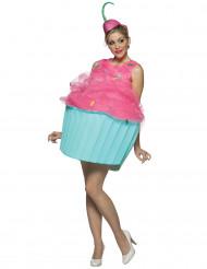 Udklædning Cupcake kvinde