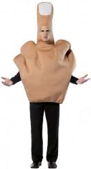 Kostume finger voksen