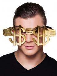 Briller gigantiske dollar voksen