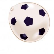 8 fodbold balloner