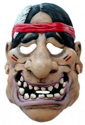Maske indianer